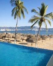 Swimming pool Krystal Beach Acapulco Hotel Acapulco