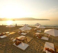 Lounge Krystal Beach Acapulco Hotel Acapulco