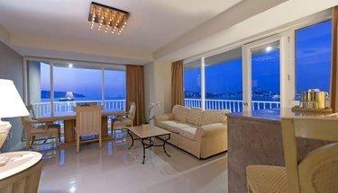 Junior Suite Krystal Beach Acapulco Hotel Acapulco