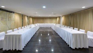 Hornos salon Krystal Beach Acapulco Hotel Acapulco